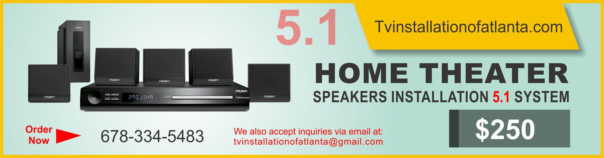 Tv Mounting Services Canton Tv Installation Of Atlanta