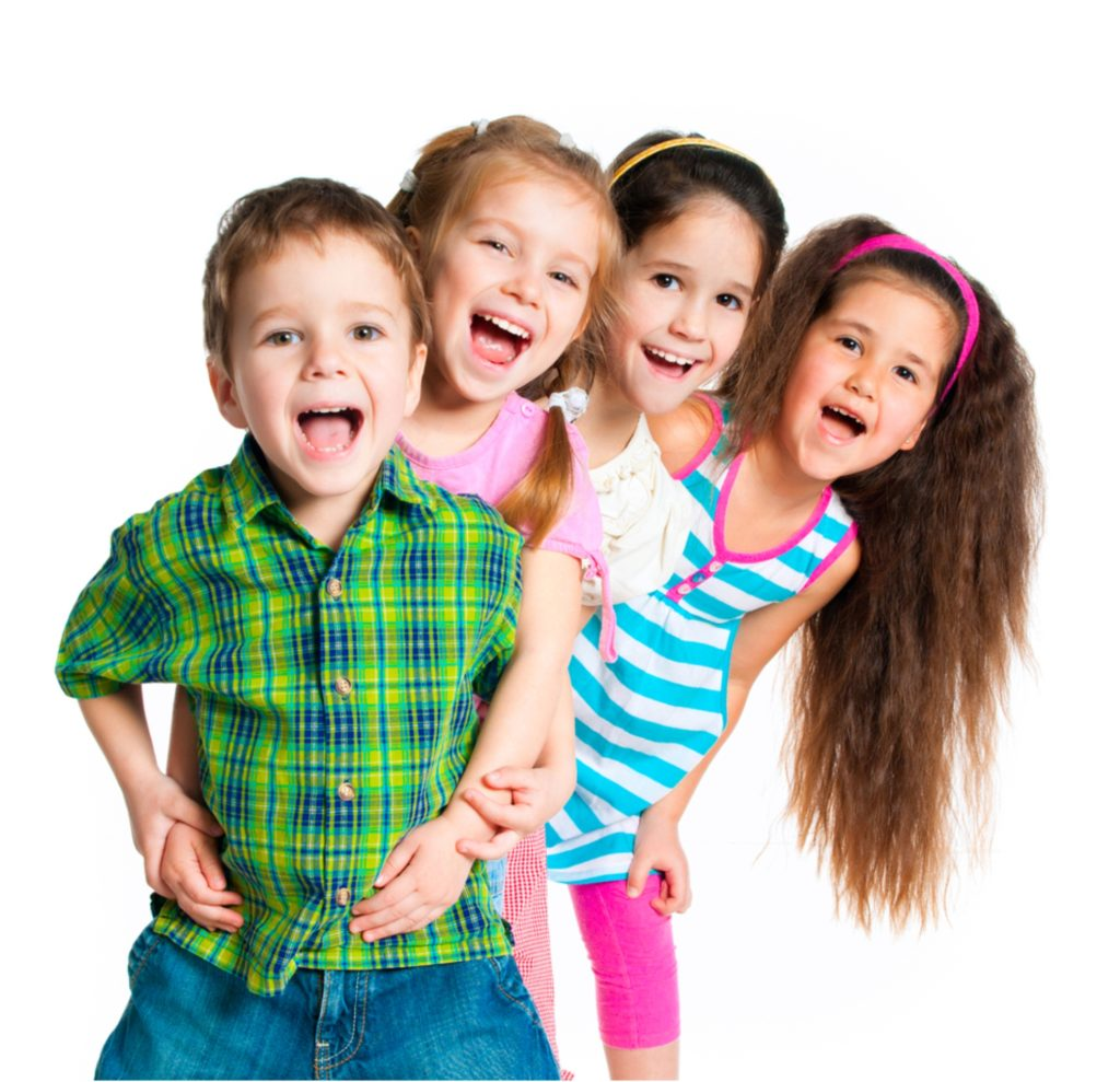 Children watching television in Smyrna Atlanta GA